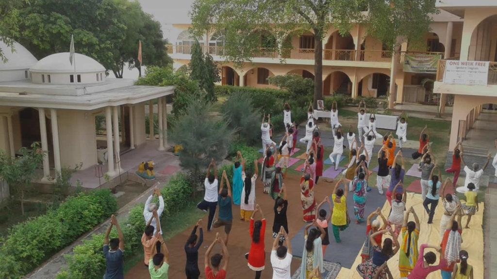 Bal Ashram yoga